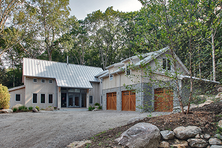 Bensonwood contemporary home